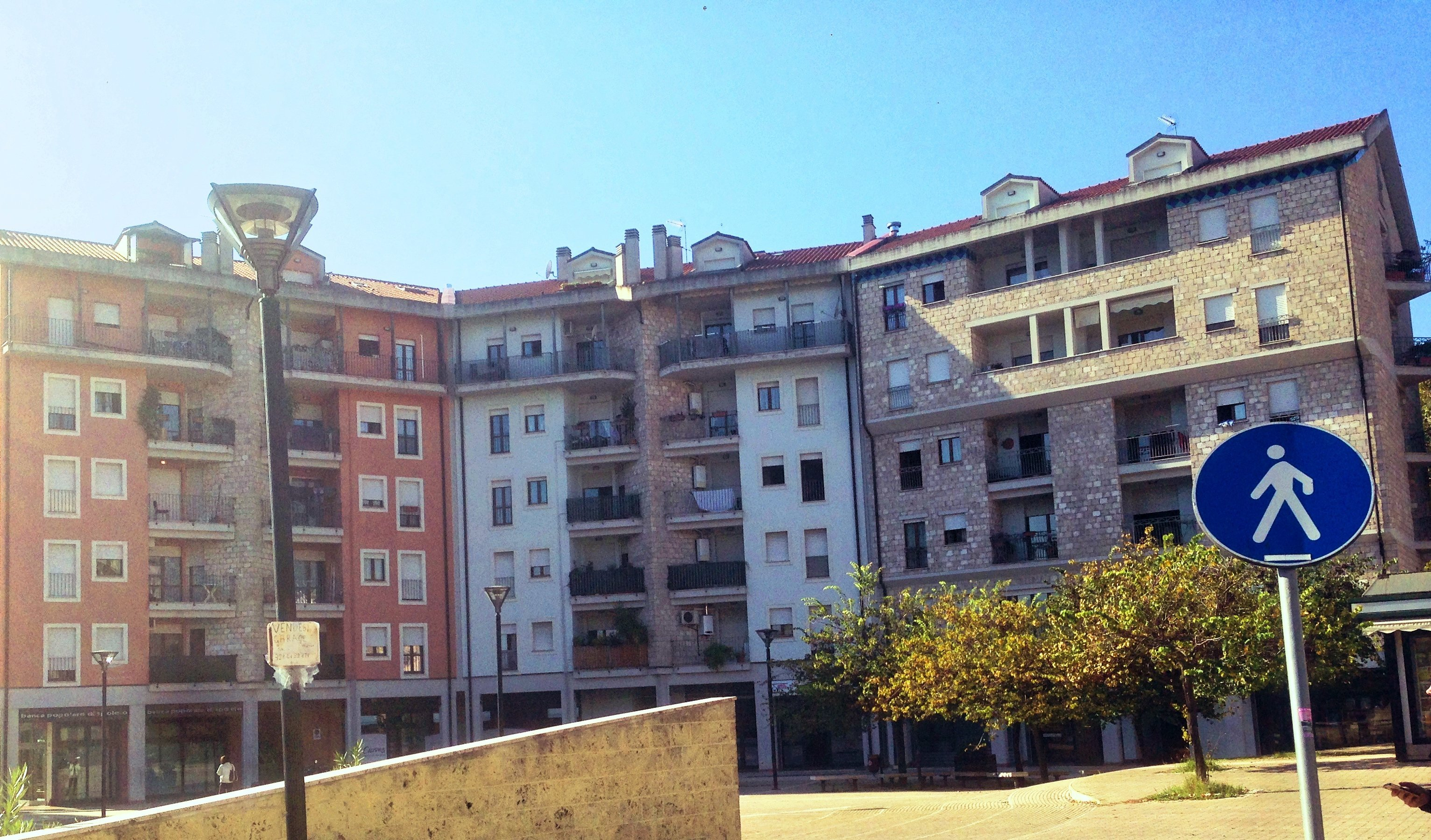 Complesso Residenziale, Piazzetta Borgo Rivo, Terni