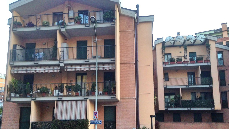 Nuova costruzione residenziale